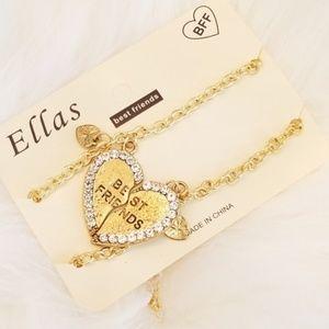 GOLD best friend bracelets